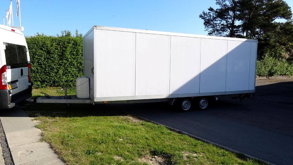 Motorsporten.dk - Job & handel - SÆLGES - Unsinn auto/cargotrailer